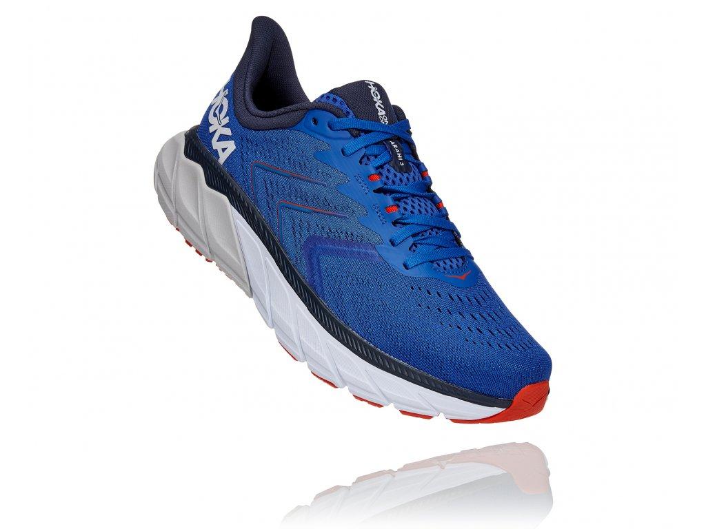 Hoka One One Arahi 5 WIDE pronační běžecké boty pánské