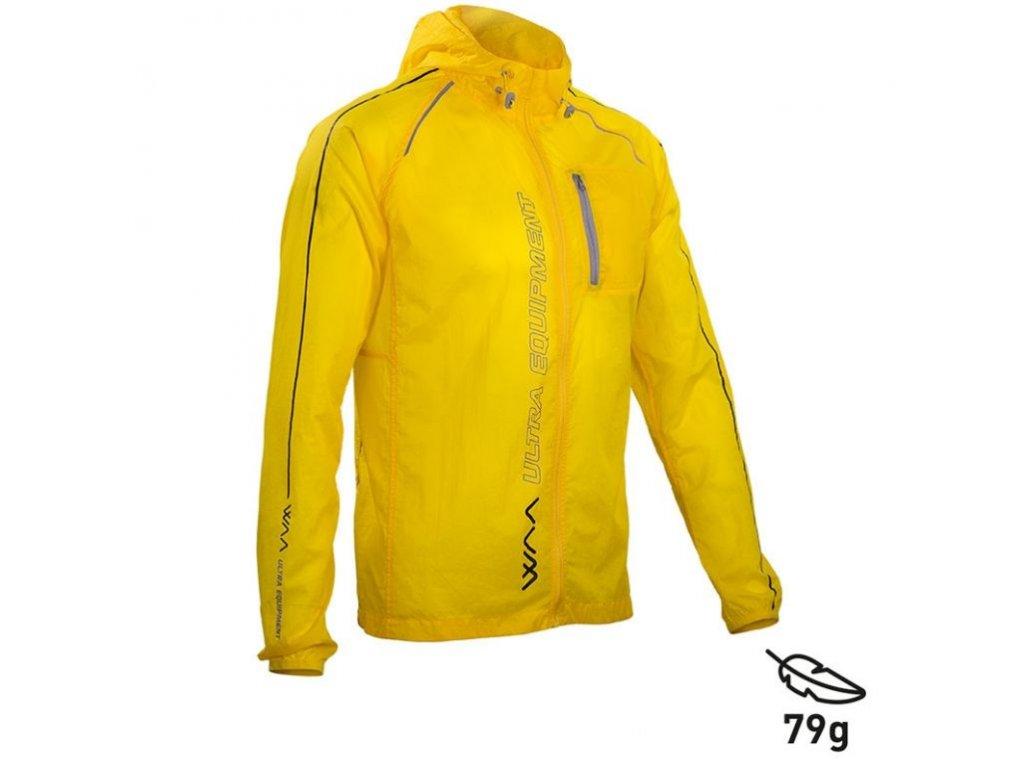 WAA ULTRA Light Jacket yellow pánská z Best4Run Přerov (1)