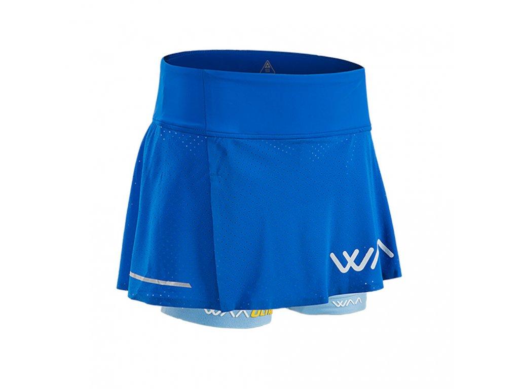 WAA Ultra Skirt 2.0 Glacier Blue sukně dámská z Best4Run Přerov (1)
