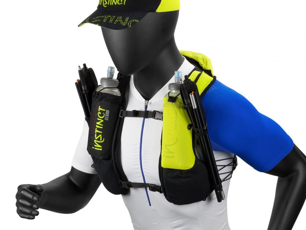 Běžecká vesta InStinct PX 3.1 l k zapůjčení - záloha 1 000 Kč