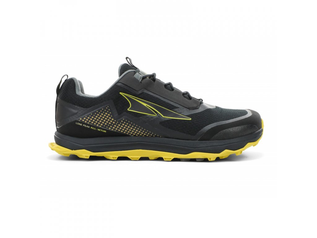 ALTRa Lone Peak ALL - WTHR nepromokavé běžecké boty pánské
