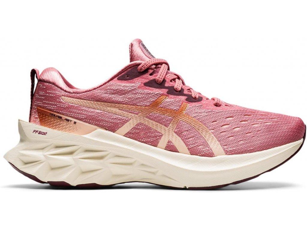 Asics Novablast 2 dámské běžecké silniční boty