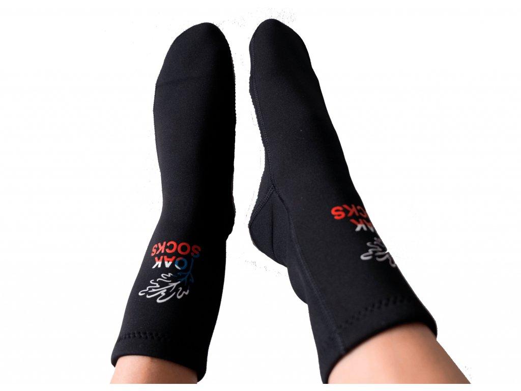 Oak Socks Czech Ed