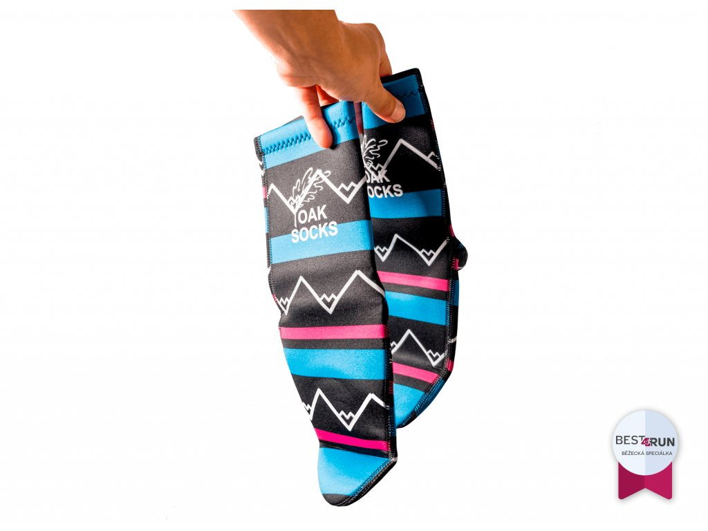 Oak Socks Funas Detail2