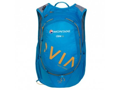 Montane Via Womens Claw 14 Blue