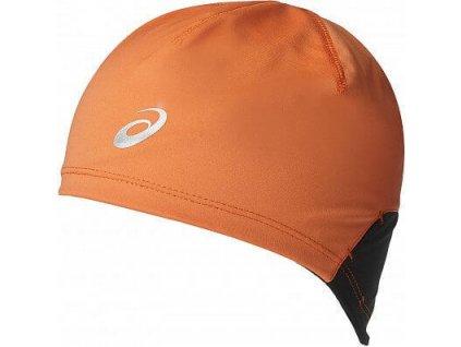 Asics Winter Beanie Oranžová (Velikost UNI)