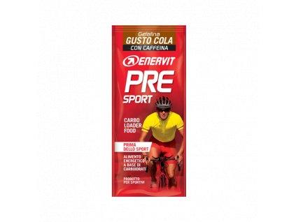 ENERVIT PRE Sport s kofeinem cola