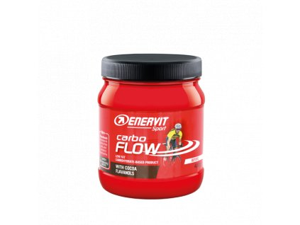 ENERVIT Carbo Flow 400 g kakao