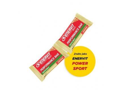 Enervit Performance Bar energeticka tycinka jablko