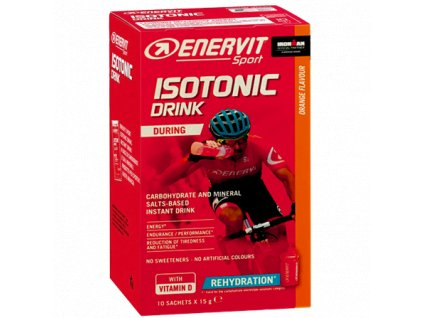 isotonic drink orange