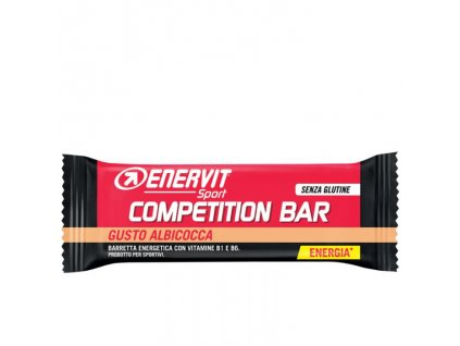 enervit sport competition bar albicocca