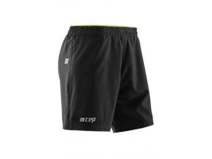 CEP loose fit pánské šortky černé (Velikost XL)