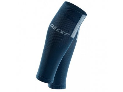 600x600 Compression Calf Sleeves 3.0 blue grey WS50DX m WS40DX w pair front