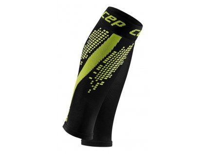 1280x1280 Nighttech Calf Sleeves green WS5HG0 WS4HG0 front 2