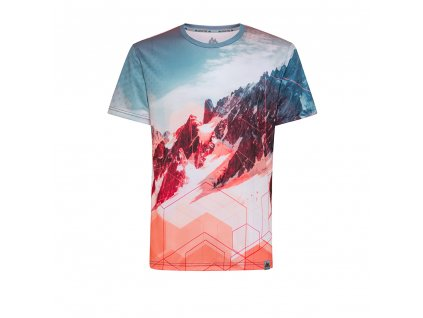 MONTE BIANCO T SHIRT MEN