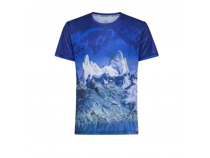 FITZ ROY T SHIRT MEN