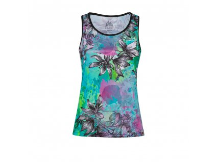 SUMMER FLOWERS TANK WOMEN
