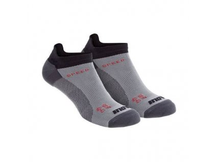 speed sock low black