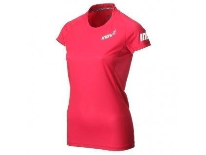 Inov-8 AT/C BASE SS tričko dámské červené
