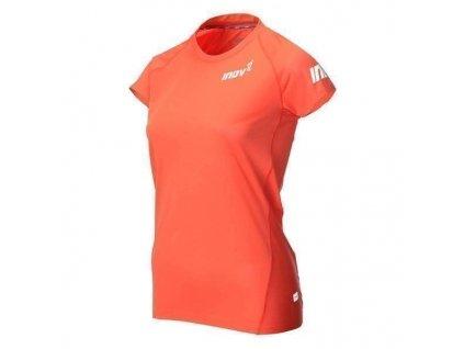 Inov-8 AT/C BASE SS tričko dámské oranžové