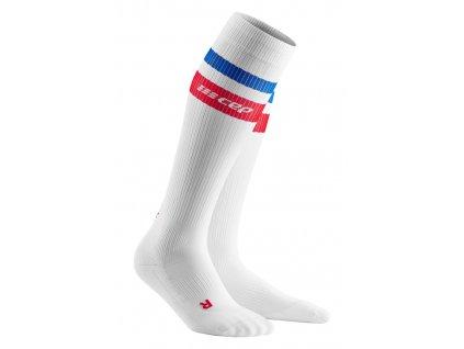 80´s socks podkolenky