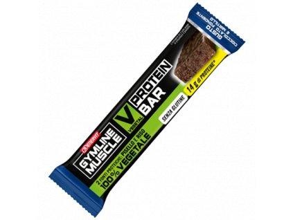 ENERVIT Vegetal Protein Bar 60 g cokoladabrusinka 1