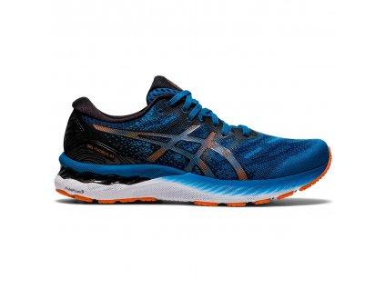 Asics Gel-Nimbus 23 Blue běžecké silniční boty pánské