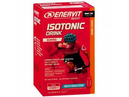 isotonic drink orange