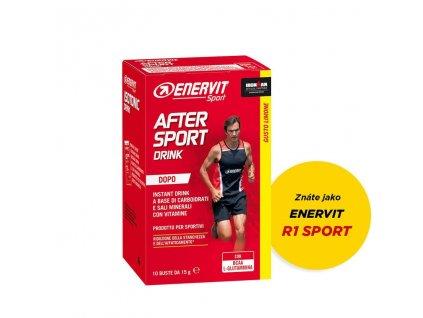 Enervit After Sport Drink regenerační nápoj