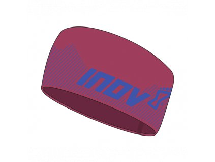 inov 8 race elite headband pinkblue