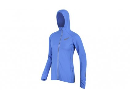 000872 BL 01 Technical Mid Hoodie W Blue 3