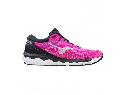 mizuno wave sky 4 scarpe da running donna pink glo j1gd2002 46 A