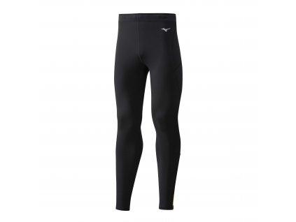 Mizuno Warmalite tight Black zateplené kalhotypánské
