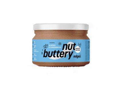 Edgar ořechové máslo Winter Edition mandlové z Best4Run Přerov