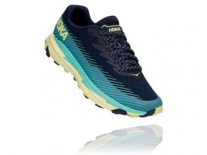 Hoka One One Torrent 2 běžecké boty krosové dámské
