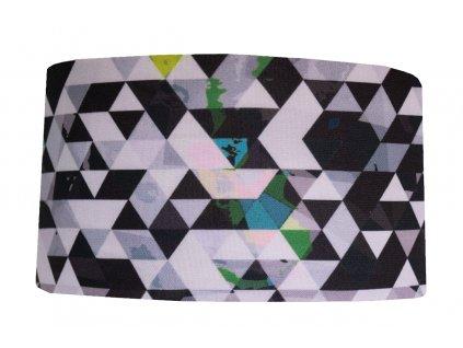 Čelenky z hor Zelené trojúhelníky
