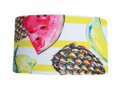 Čelenky z hor funkční - Exotické ovoce