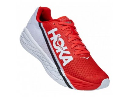 Hoka One One Rocket X závodní běžecké boty s karbonem
