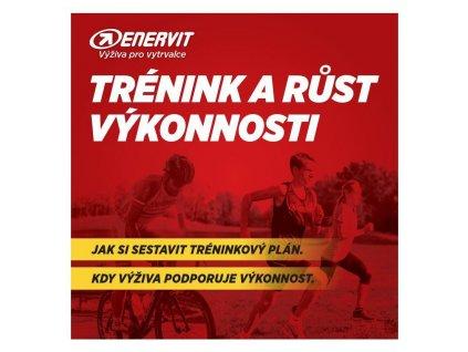ENERVIT Brožura Trénink a růst výkonnosti z Best4Run Přerov