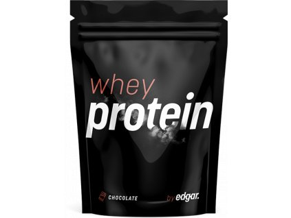 Edgar Whey Protein čokoláda 800 g z Best4Run Přerov