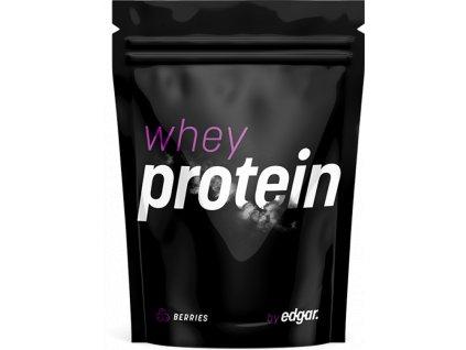 Edgar Whey Protein lesní ovoce 800 g z Best4Run Přerov
