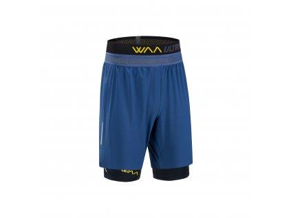 WAA ULTRA Short 3in1 Navy Blue šortky pánské z Best4Run Přerov (1)