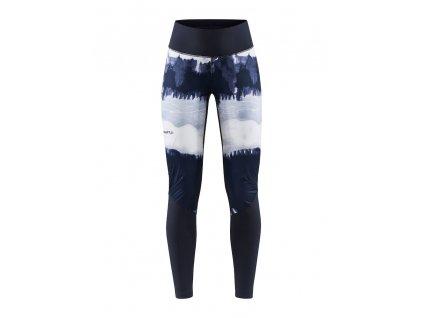 CRAFT ADV SubZ Wind 2 kalhoty běžecké dámské
