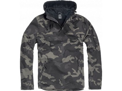 Bunda Brandit Windbreaker darkcamo