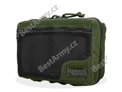 Maxpedition Individual First Aid Pouch - OD green