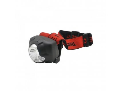 1W+3x LED, Solight WH19