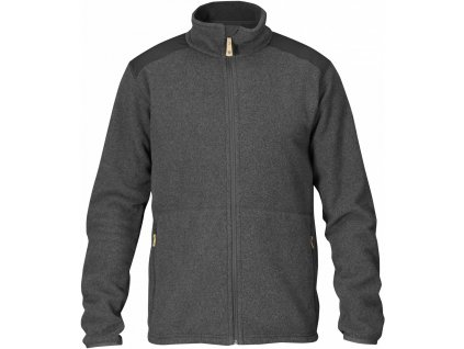 Fjällräven Sten Fleece dark grey