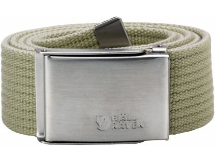 Opasek Fjällräven Canvas Belt light khaki