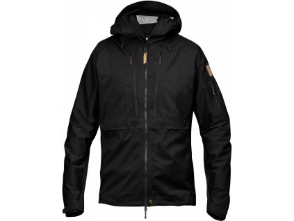 Fjällräven Keb Eco-Shell Jacket black
