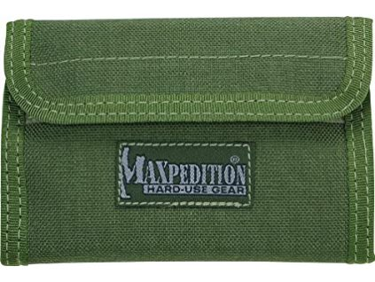 Maxpedition Urban Wallet - foliage green
